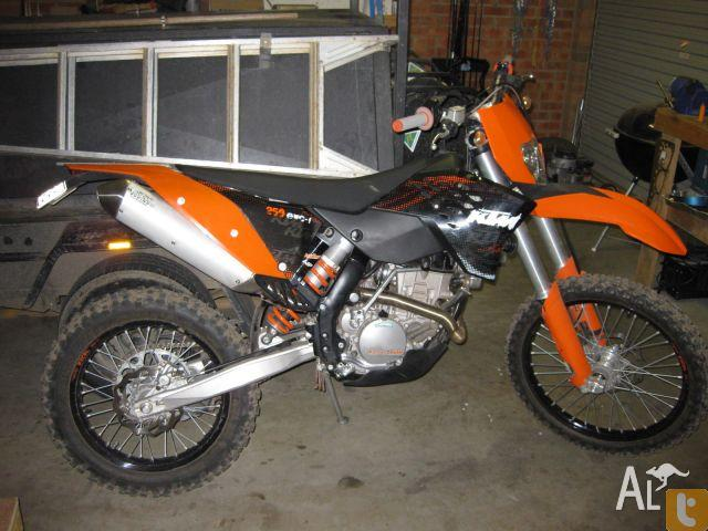 ktm 250 exc f my09 250exc f 2009 for sale in langwarrin victoria classified. Black Bedroom Furniture Sets. Home Design Ideas