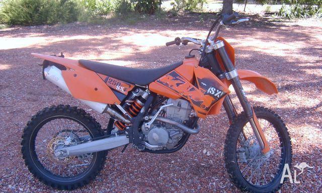 ktm 250 sx f my06 2006 for sale in shepparton victoria classified. Black Bedroom Furniture Sets. Home Design Ideas