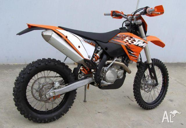 KTM 400 EXC-R 400CC MY10 2010 for Sale in SMITHFIELD, New South ... 1b7c89208d