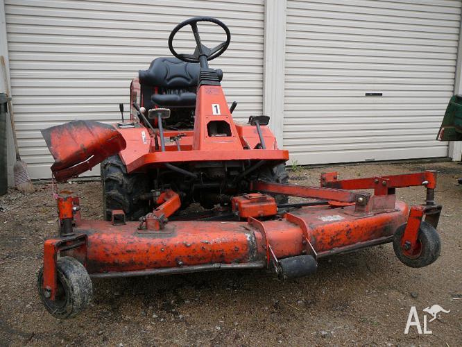 Kubota T1670 Parts : Kubota f ride on mower for sale in cedar creek
