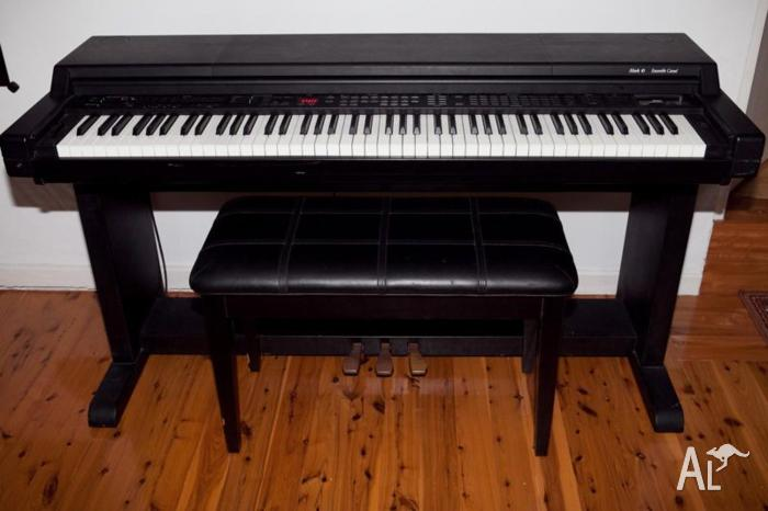 Kurzweil Mark 10 Ensemble Grand, good condition,