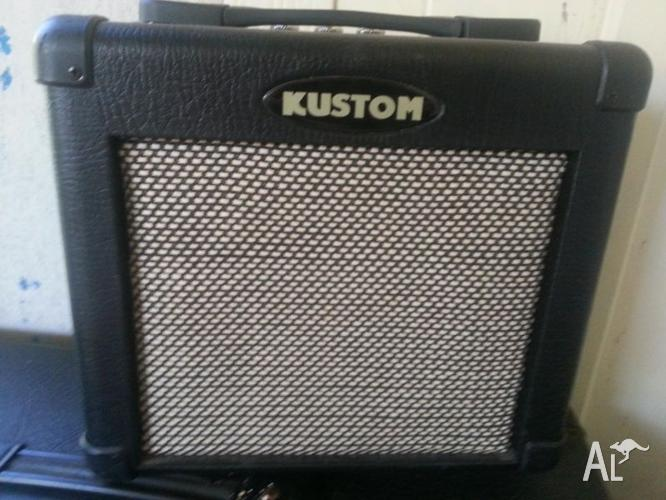 Kustom Guitar Amp