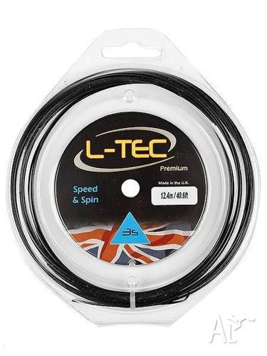 L-Tec Premium 3S 17 1.25 mm copoly tennis string set