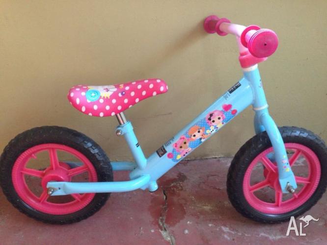 Lalaloopsy Balance Bike