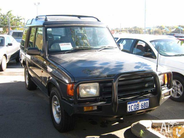 LAND ROVER DISCOVERY ES (4X4)  1995