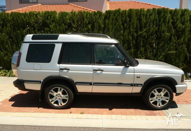 land rover discovery series ii 2004 for sale in perth western australia classified. Black Bedroom Furniture Sets. Home Design Ideas