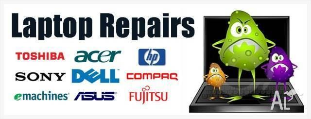 Laptop & Computer Repairs FREE Inspection & Qoutes!!