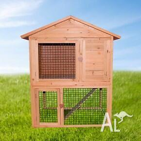 Large Rabbit Guinea Pig Hutch SPECIAL!!! - PH ********