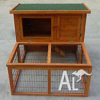 Large Rabbit or Guinea Pig Hutch - PH ******** 288