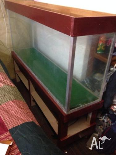 Large Reptile Enclosure Snake Lizard Python Fish Tank Cage For