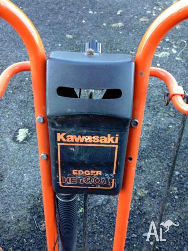 lawn edger kawasaki he 130a for sale in brooks bay tasmania rh brooks bay australialisted com