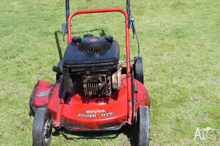 Lawn mower Rover