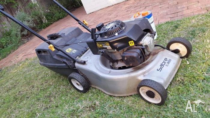 lawn mower victa   stroke engine  blade  sale  claremont western australia classified