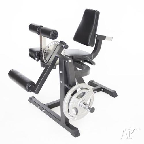 Leg Curl Leg Extension Machine - Gym Fitness Equipment