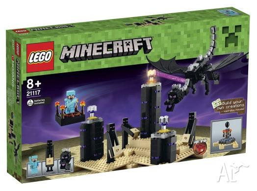 Lego 21117 Ender Dragon New Sealed in Box