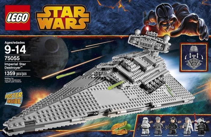 Lego 75055 New In Box Star Wars