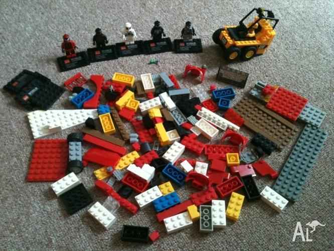 'Lego' compatible blocks, megablocks brand