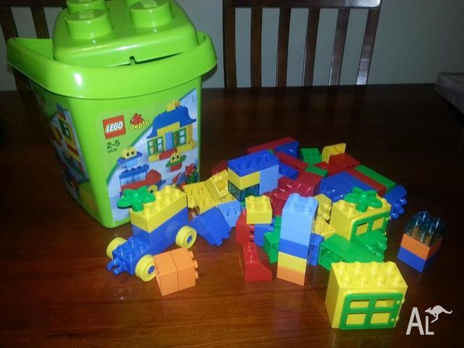 Lego Duplo 5538 Creative Bucket For Sale In Caringbah New South