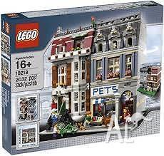 LEGO Pet Shop 10218 (Brand New)