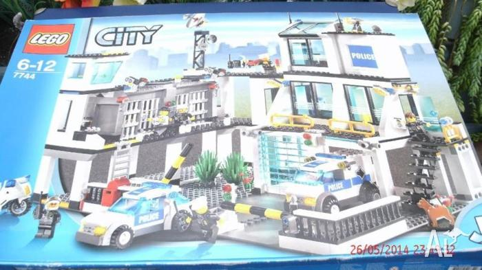 Lego Police 3 Sets 7744 7743 7741 For Sale In Christies Beach