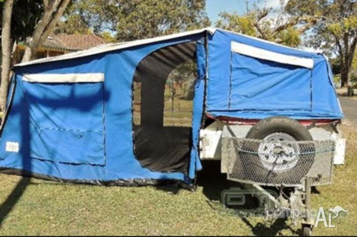 Leisure Matters Offroad Camper Trailer