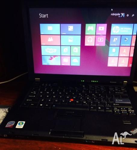 Lenovo T61 7661 ThinkPad 500GB HDD 4GB Ram - PERFECT