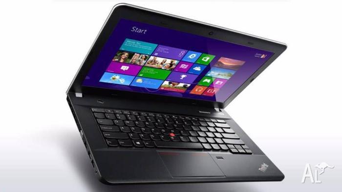 Lenovo ThinkPad Edge E440 with orig. box & warranty