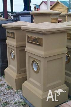 LETTERBOX Sandstone Letterboxes