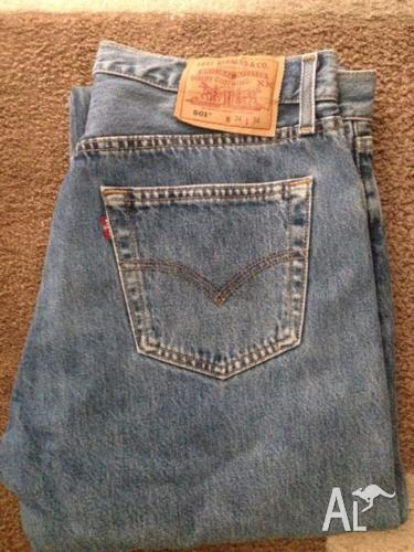 Levi, Jag jeans