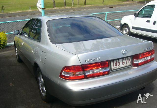 LEXUS ES300 LXS MCV20R 2000 for Sale in ASHMORE, Queensland