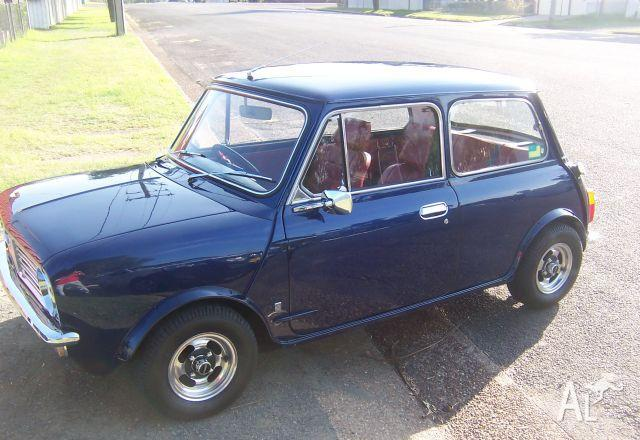 Leyland Mini Clubman Fully Restored 1972 For Sale In Cessnock New