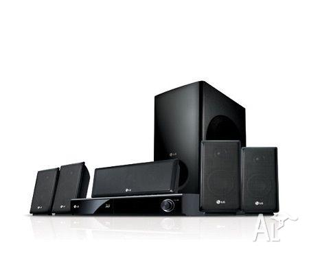 LG 3D Blu-Ray Home Theatre System