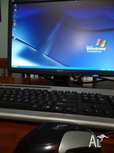 LG Destop Computer - Windows XP Professional
