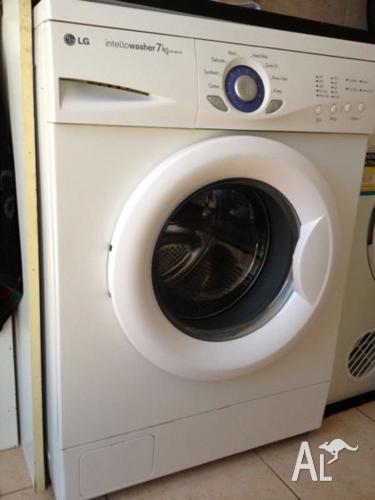 lg intellowasher 7kg washing machine for sale for sale in burns rh burns beach australialisted com
