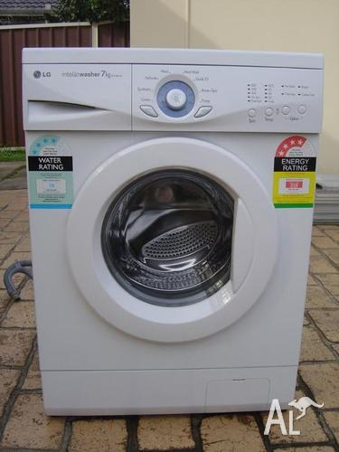 lg itello washer 7kg wd 8015c for sale in chester hill new south rh chester hill australialisted com