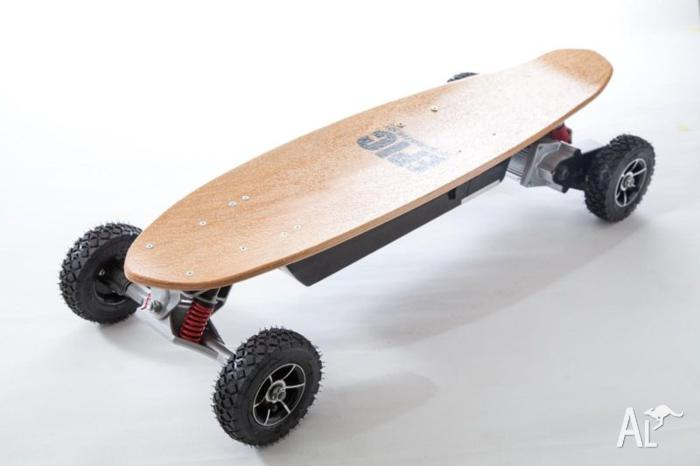 Light And Fast Off Road Epic Electric Skateboard