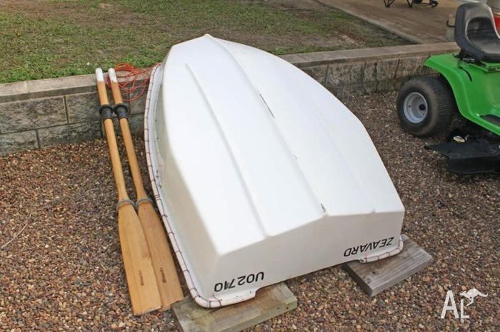 Lightweight Fiberglass 2 Person Tender / Dinghy