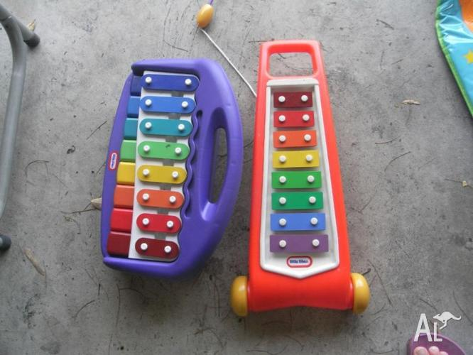 Little Tikes Piano And Xylophone For Sale In Mill Park