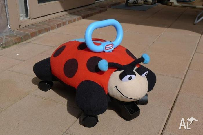 Little Tikes Pillow Racer Ladybug For Sale In Knox City