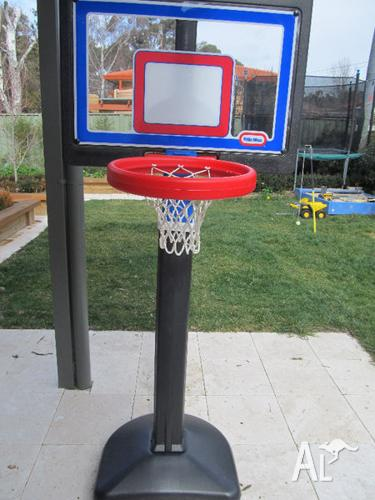 Toys R Us Basketball Systems : Little tikes basketball hoop scores
