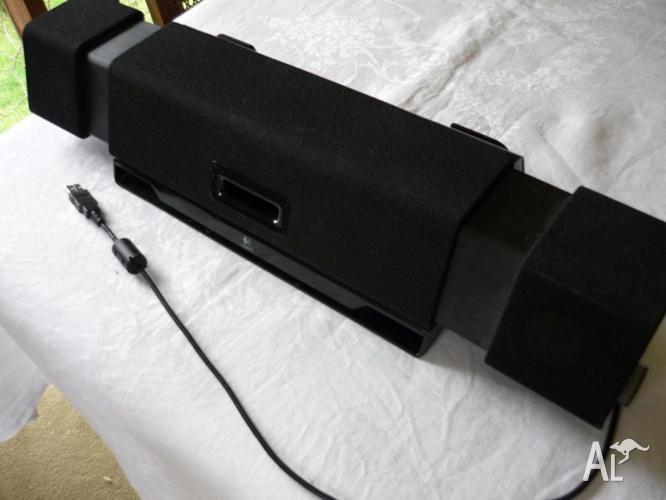 Logitech AudioHub 2.1 USB Speakers / Speaker System