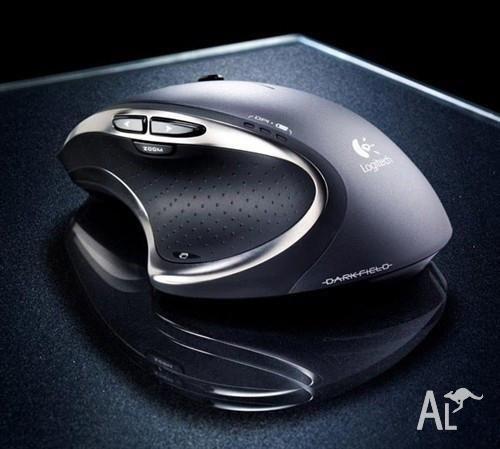 Logitech M950 Performance Laser Mouse