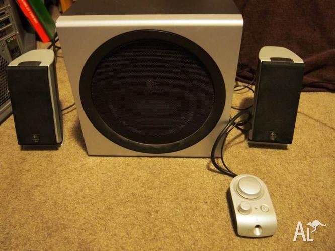 Logitech Z2300 2.1 Speakers - THX Certified