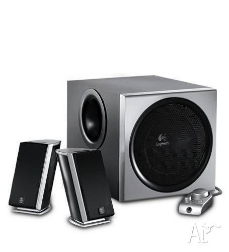 Logitech Z2300 2.1 THX certified Speaker System