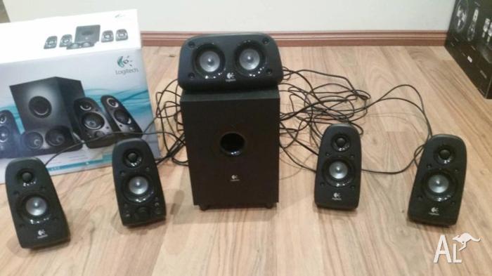 Logitech z506 Computer Speakers for Sale in CLARKSON
