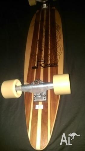 long board skate board, excellent cruiser, hardly used