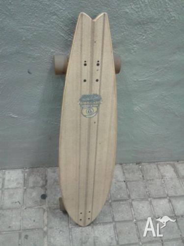 Longboard skateboard Sector 9 - nina bamboo series