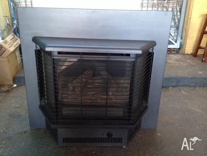 LPG Gas Heater - Inbuilt