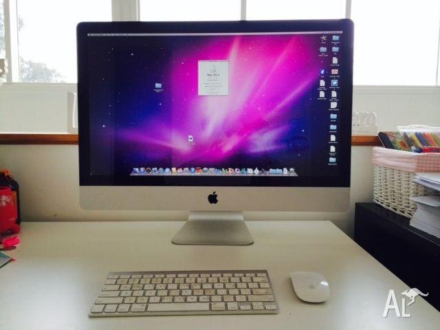Mac Desktop Computer
