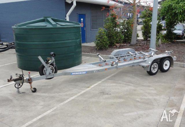 Mackay Boat Trailer - Tandem Wheeled KR5750T